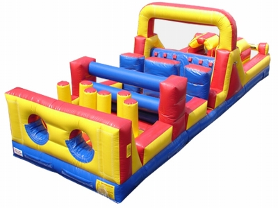 Party Hire,Jumping castle,Inflatable,Orange
