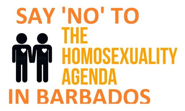 Homosexual Agenda, Barbados