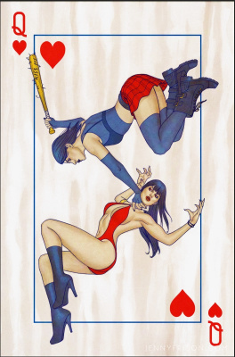 HACK/SLASH VS. VAMPIRELLA