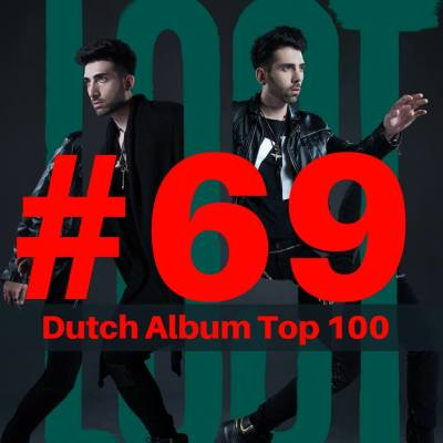 """Lost"" is #69 on Dutch album top 100."