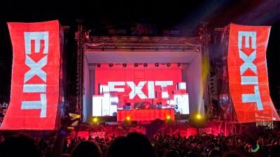 Vessbroz at Exit Festival 2018
