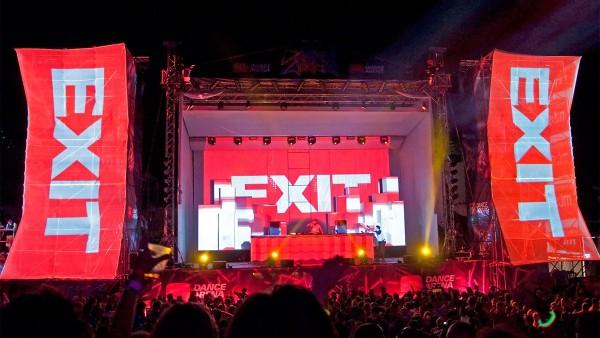 Exit Festival (Best Major European festival)