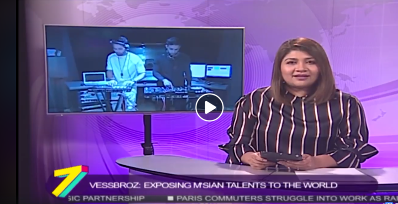 Interview with Ntv7 Malaysia