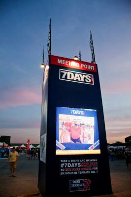 7Days - Meeting point