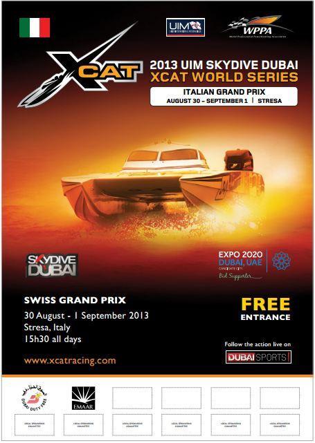 Xcat WORLD SERIES