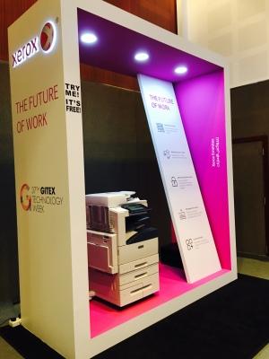 Xerox at Gitex
