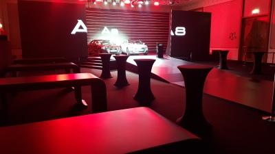 2019 Audi A8 Launch