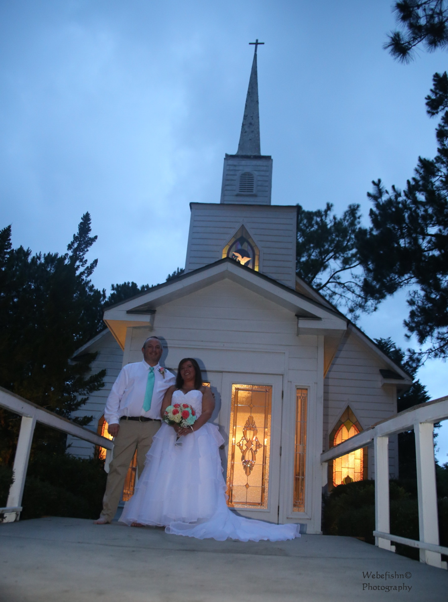 From Beach Wedding to Wedding Chapel