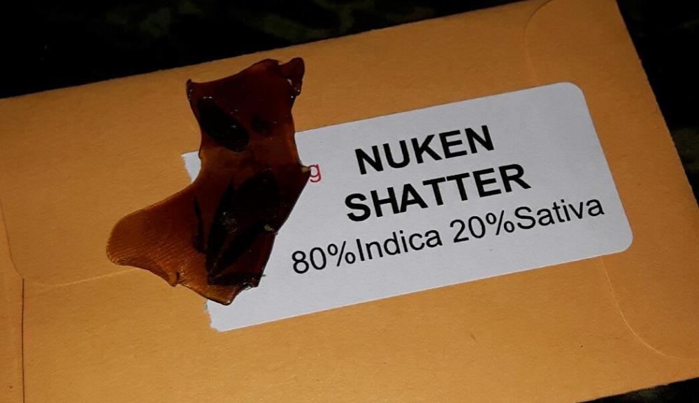 Shatter Review #3: Nuken