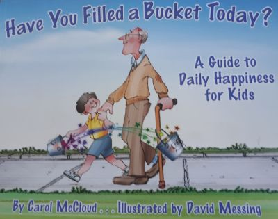 Book recommendations for kids - Have you filled a bucket today?