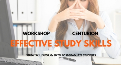 Effective Study Skills - Workshop