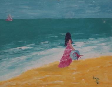 Stroll by the Ocean 1992