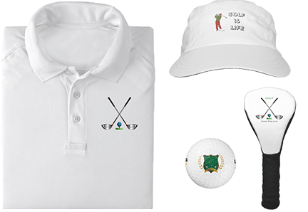 golf apparel & gifts