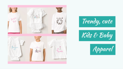 image with link to buy Kids and Babies T-shirts