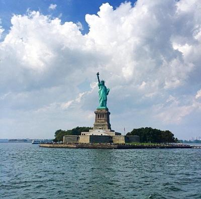 Passeio para a Estátua da Liberdade em Nova York