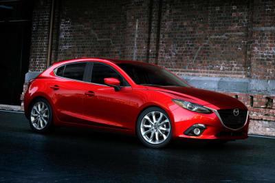 2014 Mazda 3 Hatch Review