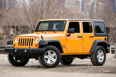 2015 Jeep Wrangler 2-door & 4-door Review