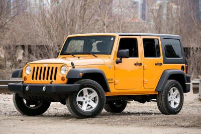 2015 Jeep Wrangler 2-door & 4-door Review
