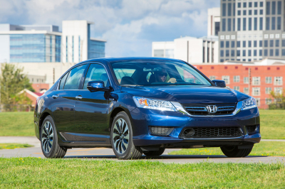 2015 Honda Accord Review