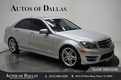 Autos of Dallas Mercedes C 250