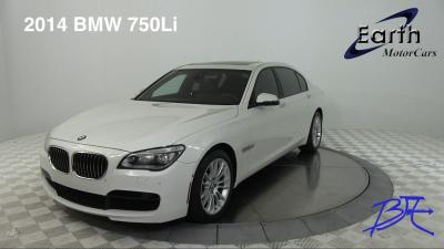 2014 White 750Li Showcase // For Sale!