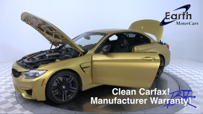 2015 BMW M4 Convertible Showcase - FOR SALE!!