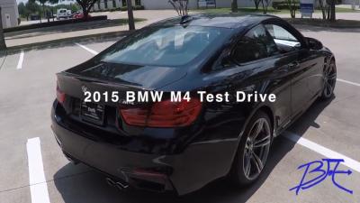 2015 BMW M4 Test Drive by @nick_ramirez9