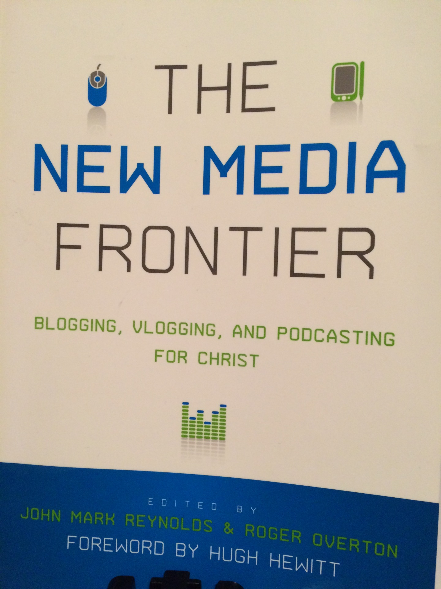 The New Media Frontier