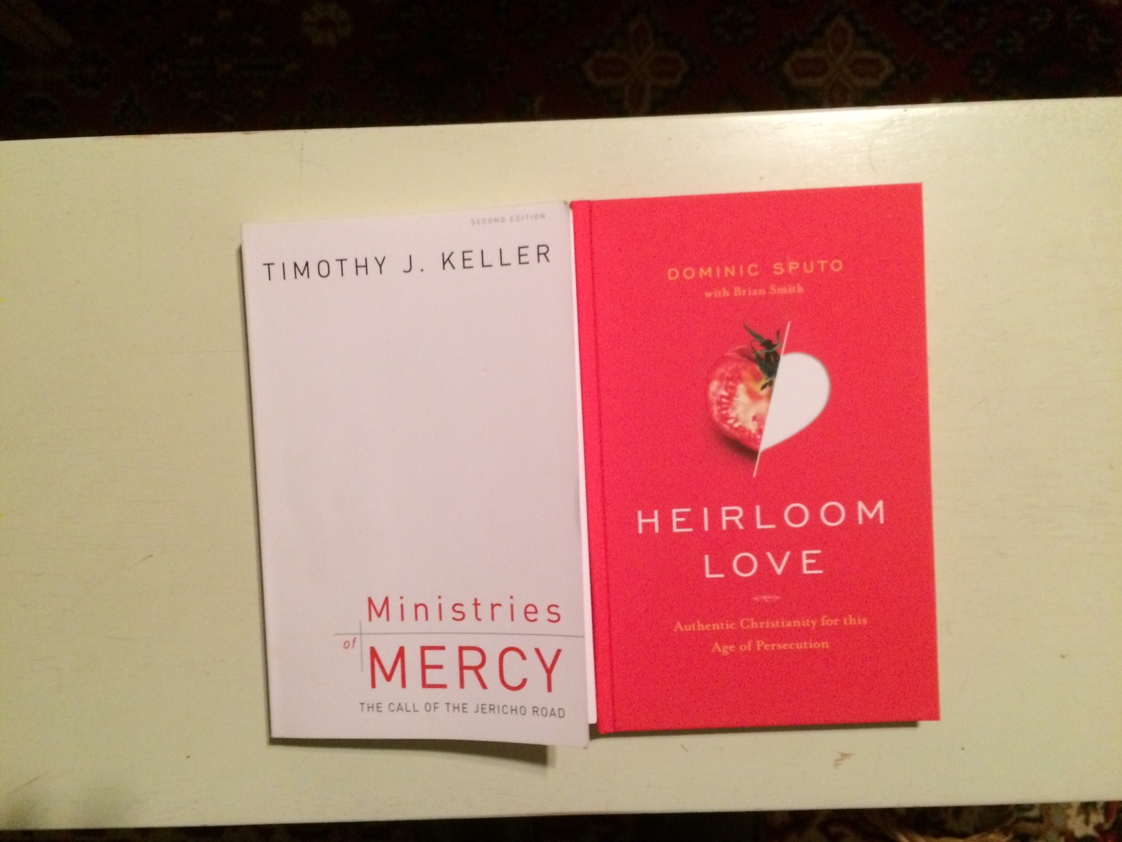 2 Books on ministry