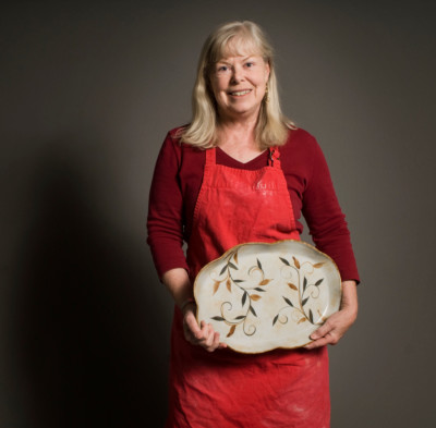 Jan Bentley the Potter