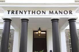 Trenython Manor Logo