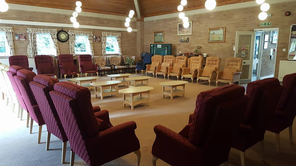 care home clean