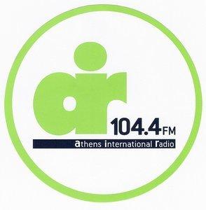 Athens International Radio (AIR 104.4 FM)