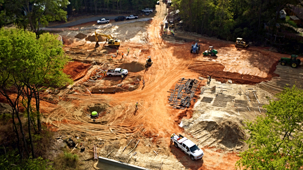 Aerial Construction | Conway, AR