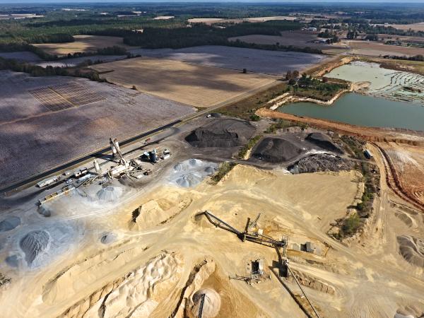 Industrial Site Analysis   Little Rock, AR