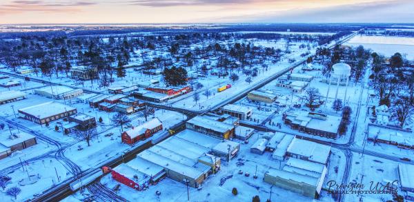 Snowday | Lonoke, AR
