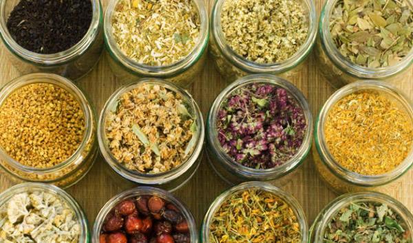 Herbs & Herbal Tea Blends