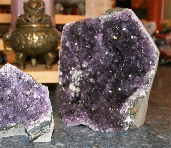 Geodes and Rough Specimens
