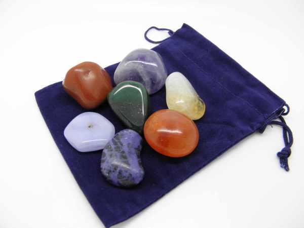 Chakra Bags  & Chakra Jewelry