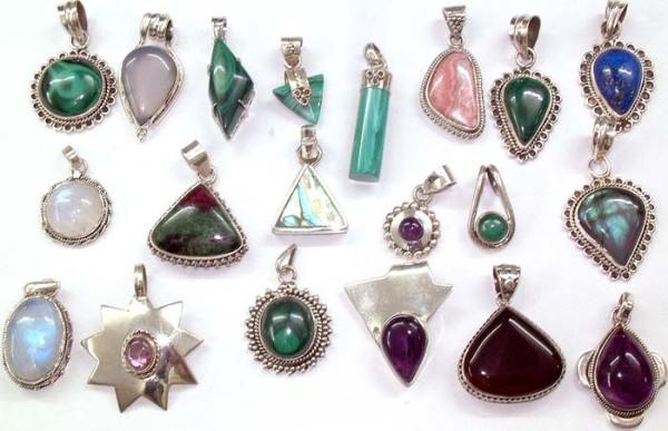 Crystal & Gemstone Jewelry