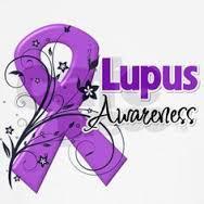 Purpling Up for Lupus Awareness