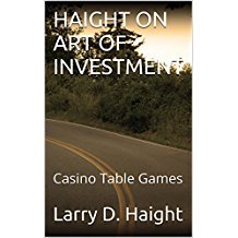 HAIGHT ON ART OF INVESTMENT