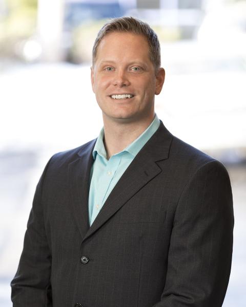 Jeff Rockey, Director of Tax