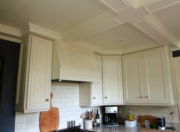 Custom Kitchen Trim