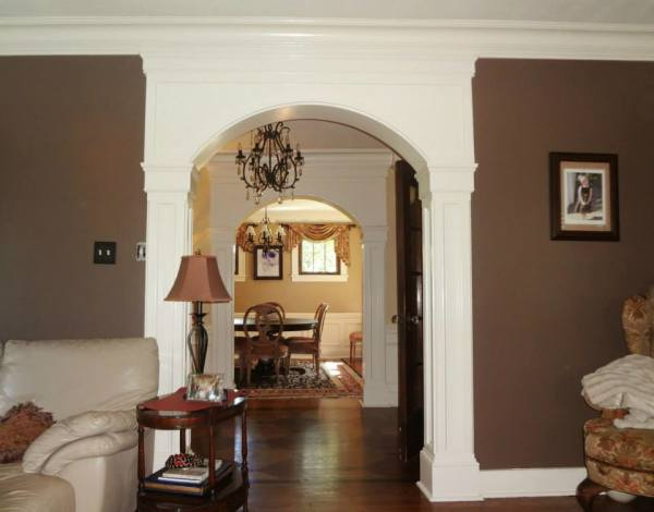 Custom Door Trim Molding