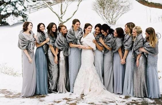Pinterest Ready Winter Wedding