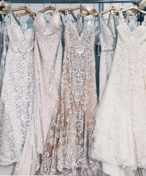 Wedding Dress Shopping FAQs