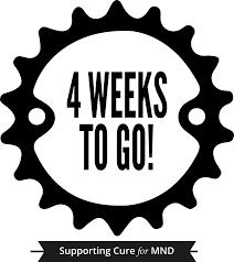4 week countdown!