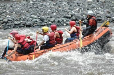 Upano Rafting
