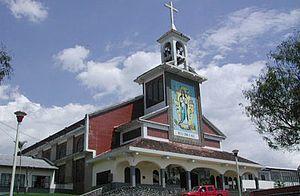Catedral de Macas